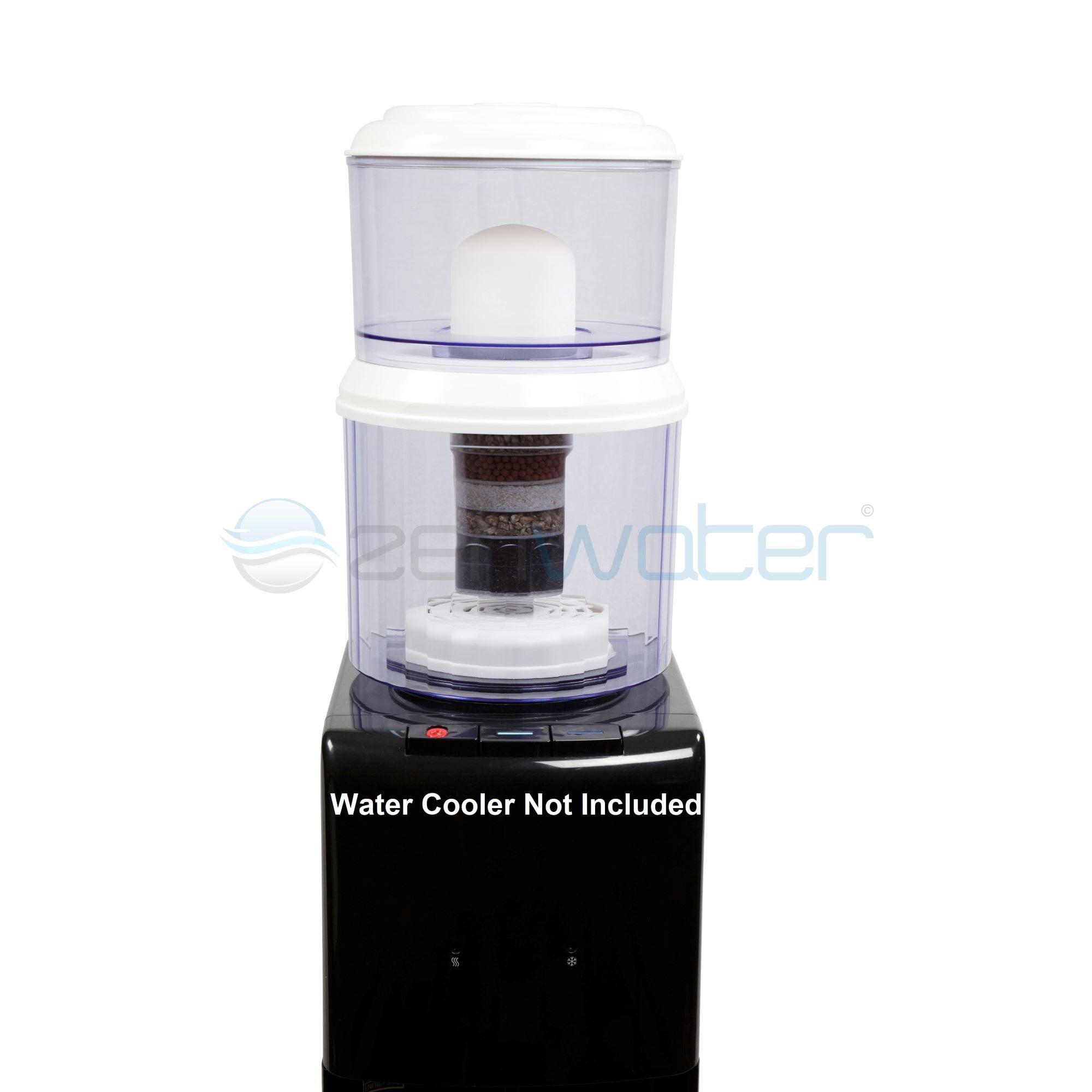 Pulse – 4-Gallon Dispensertop Water Filter & Purifier