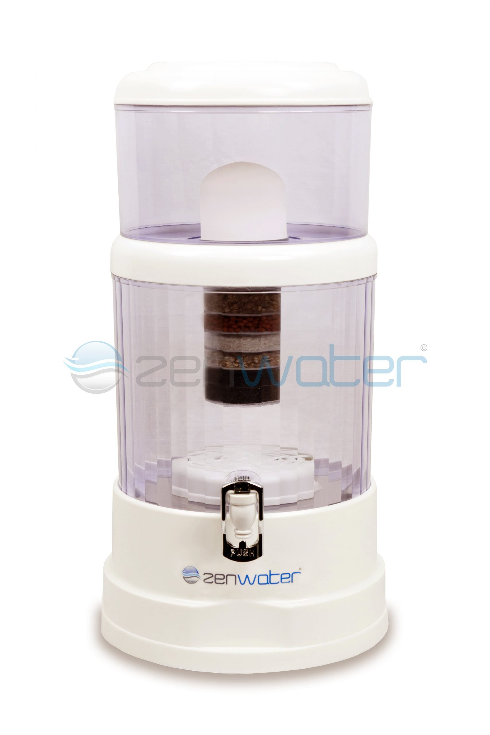 Rejuvenate – 6-Gallon Countertop Water Filter & Purifier