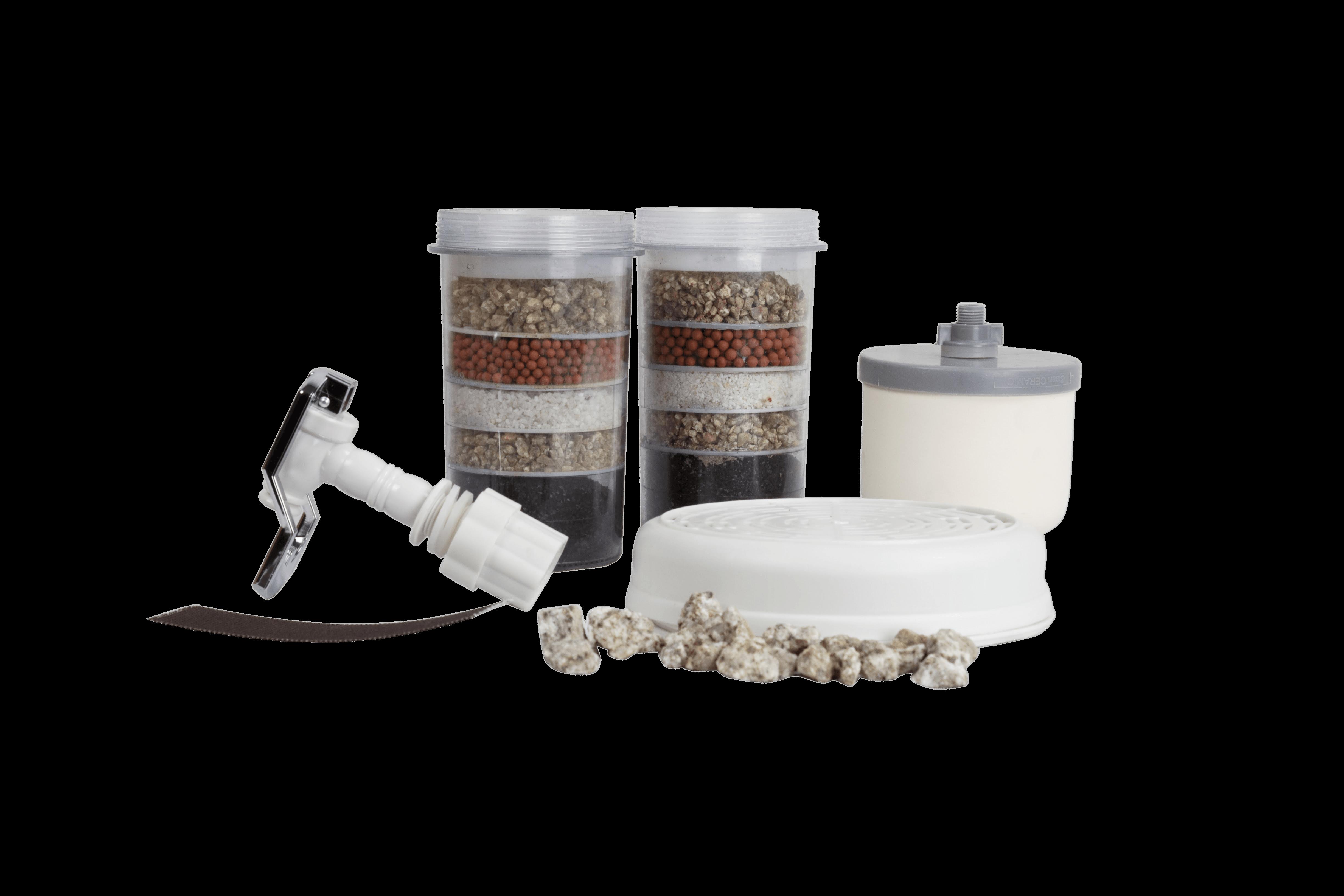 Zenwater Annual Maintenance Kit – Countertop