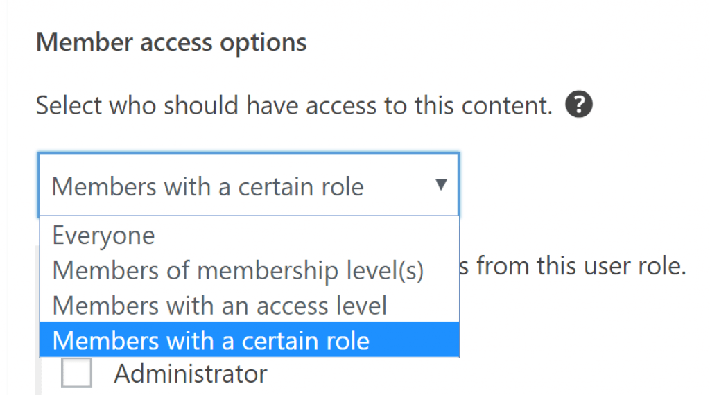 Restricting Access To Content With Restrict Content Pro